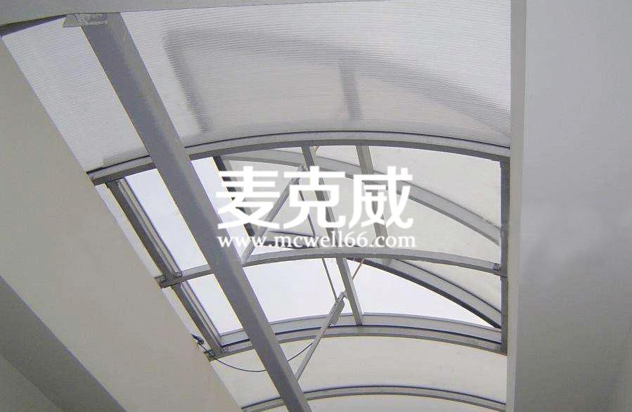 通风天窗厂家安装电动排烟窗如何实现消防联动