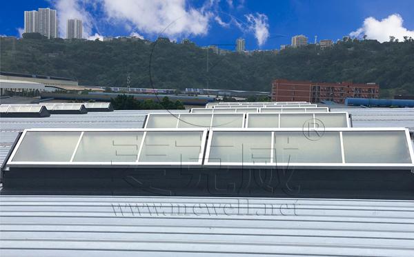 电动排烟天窗属于自然排烟吗